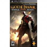 God Of War: Ghost Of Sparta - Psp - Unissex