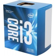 Procesor Intel Core i3-7100 (Dual Core, 3.90 GHz, 3 MB, LGA1151) box