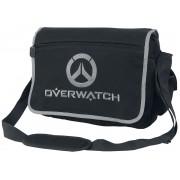 Overwatch Overwatch Logo Umhängetasche-schwarz - Offizieller & Lizenzierter Fanartikel Onesize Unisex