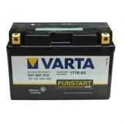 Varta YT7B-BS baterie moto, scuter, atv 12V 7Ah AGM 120A cod 507901012