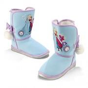 Disney Anna and Elsa Boots - Frozen - Size 11 - New