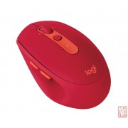 Logitech M590, Wireless Mouse, optical, 1000dpi, Ruby