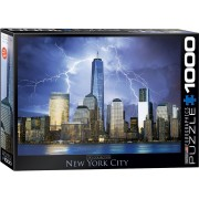Puzzle Eurographics - New York City World Trade Center, 1.000 piese (62258)