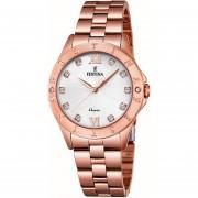 Reloj F16926/A Golden Rose Festina Mujer Boyfriend Collection Festina