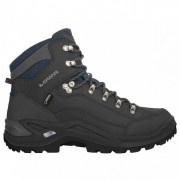 Lowa - Renegade GTX Mid - Chaussures de randonnée taille 10 - Regular, noir