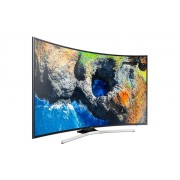 Televizor LED curbat Samsung 55MU6202, 55 inch / 138 cm, Ultra HD, Smart TV, WiFi
