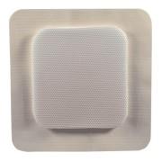 "MediPlus-Comfort Foam Border Ag Island Dressing, 8"" x 8"", Pad Size 5.5"" x 5.5"" Part No. MP2020PFCAG Qty Per Box"