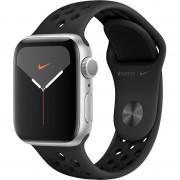 Acc. Bracelet Apple Watch Series 5 Nike+ 44mm Silver AC, Pure Plat/Black Nike SB