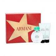 Giorgio Armani Acqua di Gioia confezione regalo Eau de Parfum 50 ml + lozione per il corpo 75 ml + doccia gel 75 ml donna