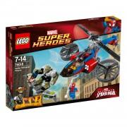 LEGO Super Heroes Spider-Man Spider-helikopter redding 76016