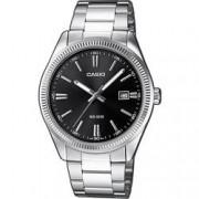 Casio Náramkové hodinky Casio MTP-1302PD-1A1VEF, (d x š x v) 44.2 x 38.5 x 9.2 mm, stříbrná