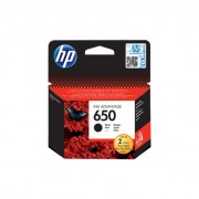 HP CZ101AE (No. 650BK) eredeti patron fekete