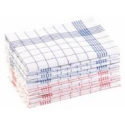 Rosenstein & Söhne Pack de 12 torchons à vaisselle 70 x 50 cm certifiés OEKO-TEX® Standard 100