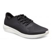 Crocs LiteRide™ Pacer Schoenen Herren Black / White 48