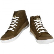 Yellow Tree 0025 High Ankle Brown HA Designer Casual Boot Shoes For Mens Boy's