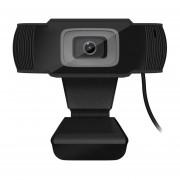 Cámara giratoria HD portátil USB Webcam Cámara de grabación de vídeo d