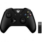 Controller Microsoft Xbox + Adaptor pentru PC