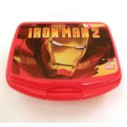 Iron Man uzsonnás doboz