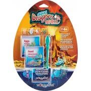 World Alive Aqua Dragons Jurassic Time Travel Blister