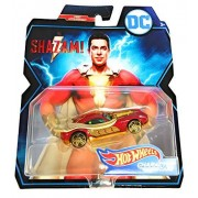Hot Wheels DC Comics Caracter Car DCU 3 Vehículo