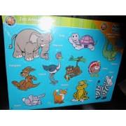 Animal Puzzle / Zoo Animals Puzzle