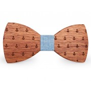 Dřevěný motýlek Gaira 709047