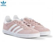 adidas Originals Gazelle Junior Trainers Pale Pink Barnskor 37 13 (UK4 12)
