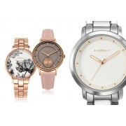 Brand Logic £12 instead of £45 for a Fiorelli ladies watch in one of five designs from Brand Arena - save 73%