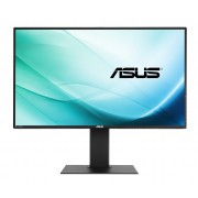 "ASUS PB328Q 32"" Wide Quad HD Matt Black computer monitor"