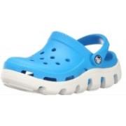 Crocs Women Ocean/White Sandals