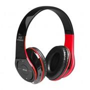 Bluetooth fejhallgató mikrofonal ,rádio fm és SD kártya ,P05 fekete
