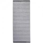 JOOP! Toallas Classic Stripes Toalla de sauna plata 80 x 200 cm 1 Stk.