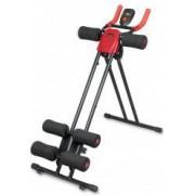 Aparat Fitness AB Dual Trainer Neo Sport Negru