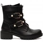 ComeGetFashion Biker boots parels studs - Schoenen