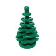 Lego Parts: Plant Tree Pine Small 2 x 2 x 4 (Green)