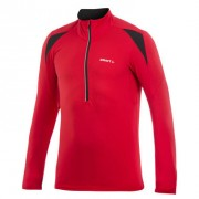 Craft PB Thermal Jersey Long Sleeved Sweater Bright Red/Black 1902322
