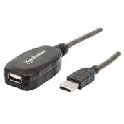 Manhattan Hi-Speed USB Active Extension Cable -