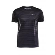 CRAFT Run Breakaway Two funkcionális férfi póló fekete