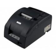 Epson TM-U220PD, Impresora de Tickets, Matriz de Puntos, Alámbrico, Paralelo, Negro - incluye Fuente de Poder, sin Cables
