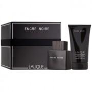 Lalique Encre Noire for Men подаръчен комплект тоалетна вода 100 ml + душ гел 150 ml