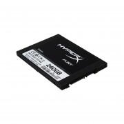 """Unidad De Estado Sólido SSD Kingston HyperX FURY De 240 GB, 2.5"""", SATA III (6Gb/s). SHFS37A/240G"""