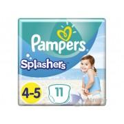 Pampers Splash CP S4-5 11 pelene-gaćice