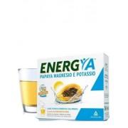 Angelini Energya Papaya Magnesio E Potassio 14 Bustine