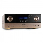 Auna ampli PA surround 7.1 5.1 home cinema hifi receiver AV