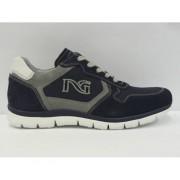 Nero Giardini Sneakers uomo trendy blu/fumo