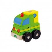 Lena összerakható fa teherautó