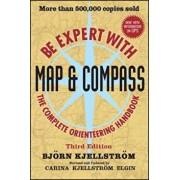 Be Expert with Map & Compass, Paperback/Bjorn Kjellstrom