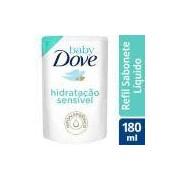 Refil Sabonete Liquido Dove Baby Hidratacao Sensivel 180ml