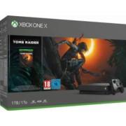 Consola Microsoft Xbox One X 1TB plus Shadow of the Tomb Raider