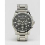 Armani Часы из нержавеющей стали Armani Exchange AX2092 - Серебряный
